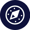 Mission Icon - Compass