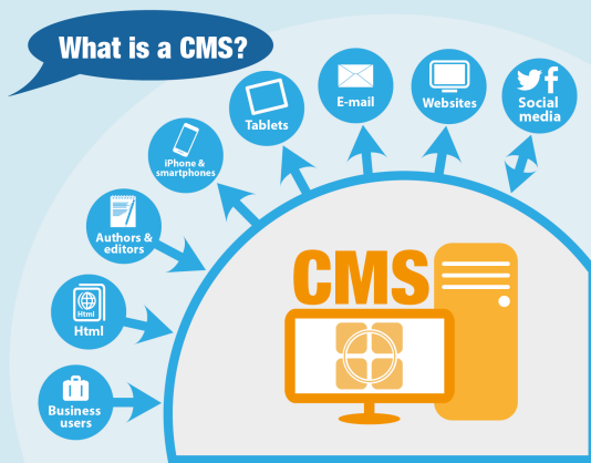 What is a CMS image